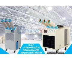 Tầm quan trọng máy lạnh di động trong công nghiệp