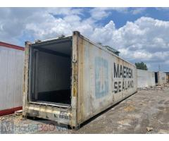 Container lạnh 40 feet mới về