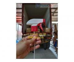 HDPE cò kính đỏ phi 28 gia công Cao cấp