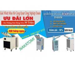 Tại sao nên chọn mua máy lạnh di động nakatomi
