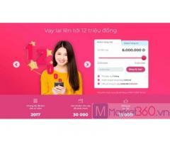 Vay tiền online với Atm online nhận tiền 5 phút