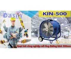 Quạt hút gió công nghiệp đường kính 500mm