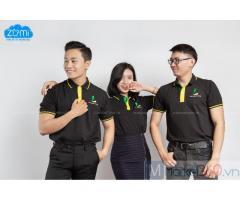 Đặt áo thun đồng phục cho doanh nghiệp