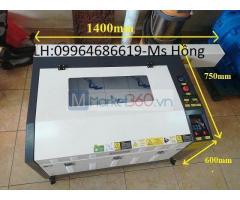 Máy laser 6040 khổ nhỏ cắt mô hình gỗ MDF