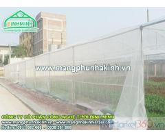 Lưới chắn côn trùng hà nội, mô hình nhà lưới giá rẻ,lươi chắn côn trùng nông nghiệp loại tốt