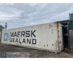 Container lạnh 40 feet mới về bãi Chứa hàng nông lâm thủy hải sản đông lạnh : MS TRÂM DEPOT: 5/4 Nguyễn thị tư phú hữu , tp Thủ Đức