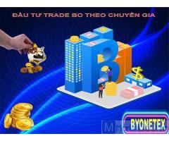 Byonetex là gì? có nên tham gia trade bo trên sàn byonetex hay không?