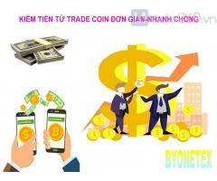 Hướng dẫn và đánh giá cách giao dịch trên sàn byonetex