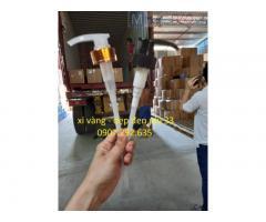 Xi vàng - dẹp đen phi 33 ngành hóa mỹ phẩm