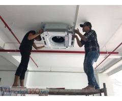 Thi công máy lạnh Quận 6 - Cao Vĩ