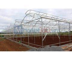 Lưới chắn côn trùng thái lan, lưới chắn côn trùng hà nội, cách làm nhà lưới đơn giản giá tốt