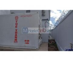 ✅ Container lạnh 20feet lột xác qua Thế Thanh đẹp như mới