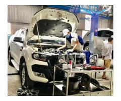 Lưu ý khi bảo dưỡng động cơ ô tô máy dầu