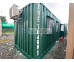 Container 20 sơn mới