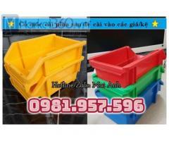 Khay nhựa A5, khay nhựa linh kiện nhỏ, khay nhựa 719
