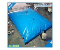 Túi chứa nước sinh hoạt, nước mưa di động tiện lợi