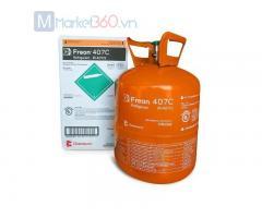 Bán gas Chemours Freon R407C Trung Quốc