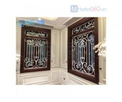 Mẫu khung cửa sổ đẹp được gia chủ chuộng nhất với phong cách cổ điển sang trọng