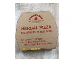 Địa chỉ in hộp bánh, in hộp pizza, mẫu hộp đẹp