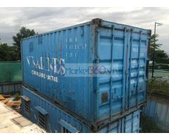 Container 20 dc chứa hàng hóa