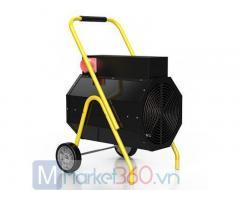 Ứng dụng của Quạt sưởi gió nóng công nghiệp Dorosin DHE-15B