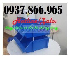 Kệ dùng trong nhà máy sản xuất linh kiện, kệ dụng cụ, khay nhựa xếp tầng