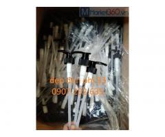 Gia công dẹp đen phi 33 ngành hóa mỹ phẩm HDPE, PET,PP
