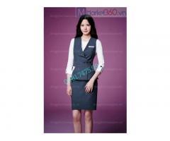 Nhận may đo và thiết kế áo gile nữ theo yêu cầu, chuyên nghiệp và chất lượng