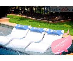 Ghế tắm nắng, ghế hồ bơi bể bơi chuyên dụng