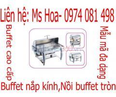 Bình giữ lạnh nước hoa quả, dụng cụ buffet đun điện