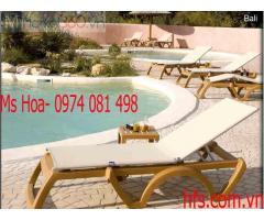 Ghế tắm nắng ngoài trời, ghế hồ bơi bể bơi giá rẻ
