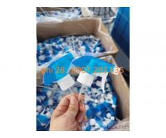 Gia công chai nhựa cò kính xanh phi 28 dược phẩm PP,PET