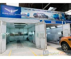 Dịch vụ sơn ô tô tại Yên Bái