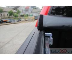 Nắp thùng cuộn mềm cho xe bán tải - bạt PVC