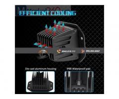 Đèn LightFox - Đèn phá sương xe bán tải .