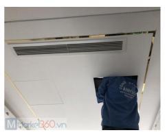 Máy lạnh Daikin chính hãng - Máy lạnh giấu trần nối ống gió 1 chiều