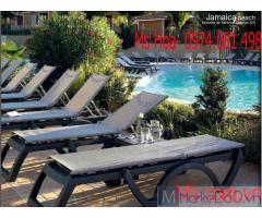 Ghế hồ bơi bể bơi nhập Pháp chuyên dùng cho resort khách sạn