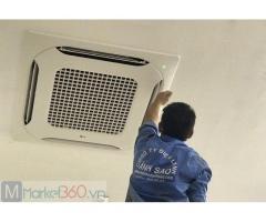 Máy lạnh âm trần LG - Một chiều lạnh - Inverter Gas R401a