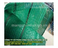 Lưới che nắng vườn lan hà nội, lưới che giảm nắng giá rẻ, lưới che nắng thái lan