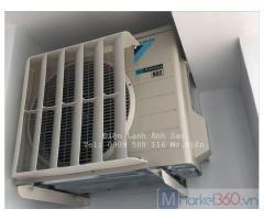 Thiết bị điều chỉnh hướng gió dàn nóng máy lạnh