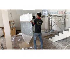 Lắp điều hòa tại nhà ở Phú Nhuận - Cao Vĩ