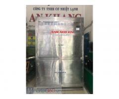 Cung cấp tủ bia sệt 4 kết cho khách hàng