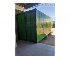 Container Lạnh 20 Feet - Giải pháp lưu trữ hàng hoá tiết kiệm, hiệu quả