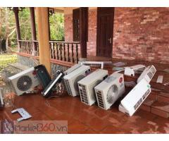 Thu mua máy lạnh hư hỏng ở quận Thủ Đức