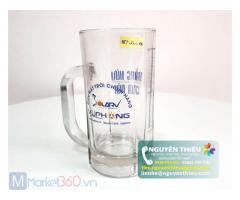 Cơ sở in logo ly theo yêu cầu, in logo ly quà tặng doanh nghiệp, in ly sứ, in ly thủy tinh giá rẻ Ly