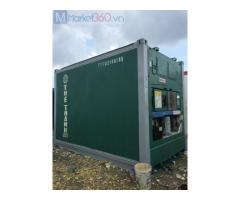Container Lạnh 10 Feet - Giải pháp lưu trữ hàng hoá tiết kiệm, hiệu quả