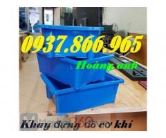 Sản xuất khay nhựa đựng dụng cụ cơ khí, khay nhựa đựng ốc vít, khya nhựa đựng phụ kiện công nghiệp