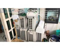 Nơi thu máy lạnh hư hỏng ở quận 4 hcm