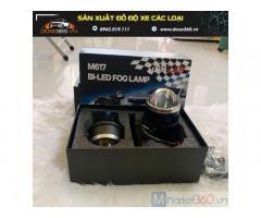 Đèn Bi Gầm Led Iphcar M617 cho xe bán tải