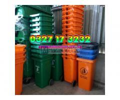 Cung cấp báo giá thùng rác nhựa 240l tphcm mới nhất